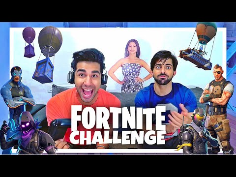 FORTNITE Challenge | Rimorav Vlogs