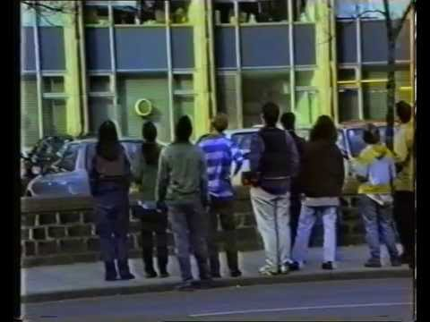Undergraduate Degree Show 8 short films 1995 Duncan & Jordanstone College of Art