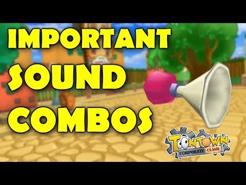 Prestige Sound Combos YOU SHOULD KNOW! (Toontown Corporate Clash)