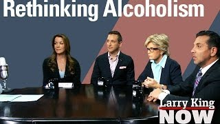 "Rethinking Alcoholism on ""Larry King Now"" - Ora TV"
