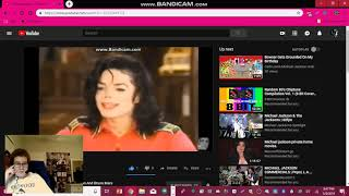 Reacting To Michael Jackson Crack #42 By Cadi Loves Michael Jackson And Bruno Mars