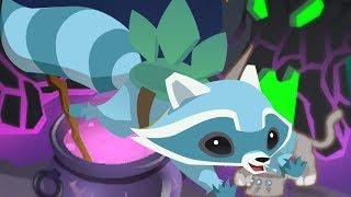 Animal Jam Skit: Disney Channel in Animal Jam