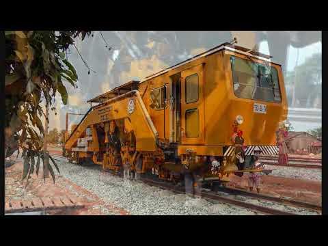 Construction of the SihanoukVille, Cambodia  to Beijing Railway.