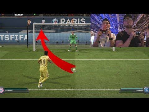 FIFA 18: Elfmeterschießen Challenge ⚽️🔥 FC Bayern vs. PSG