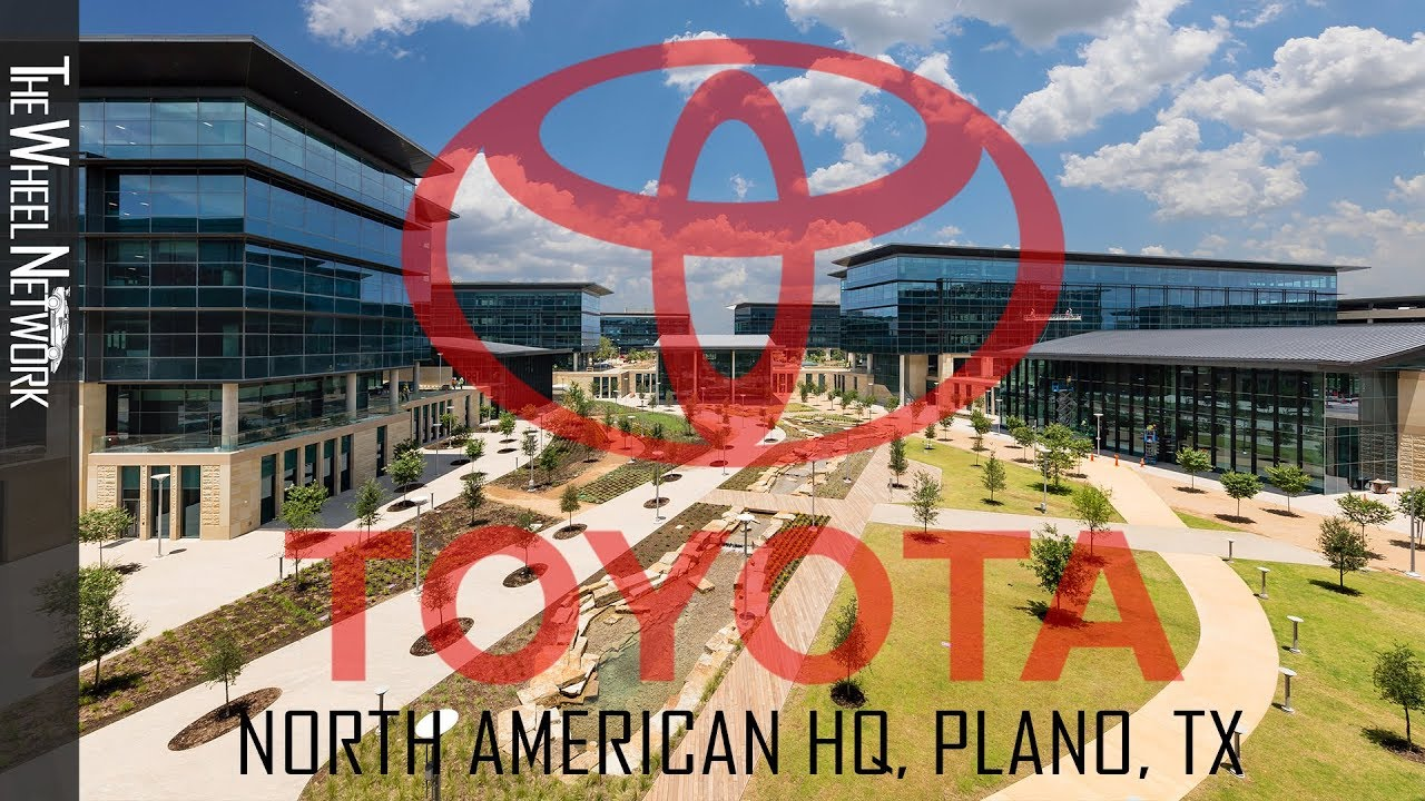 Toyota Headquarters Plano Texas >> Toyota Motor North America Headquarters Tmna In Plano Texas