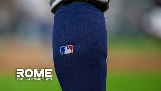MLB Warns Players Of RISKS Of Over-The-Counter Sex Pills | The Jim Rome Show