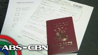 Failon Ngayon: Passport Application Process