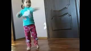 Балерина қыз 3 жасар