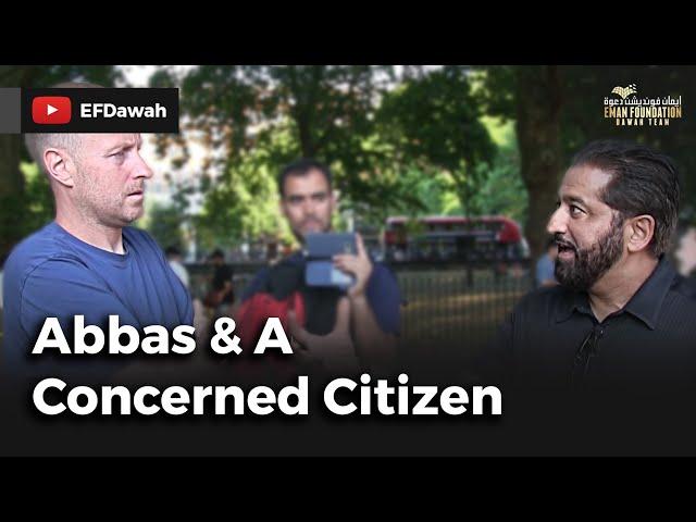 Abbas & A Concerned Citizen