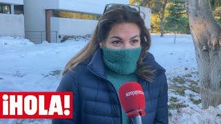 Fabiola Martínez habla sobre su separación de Bertín Osborne