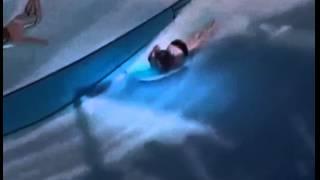 Girl Loses Bikini At Water Park