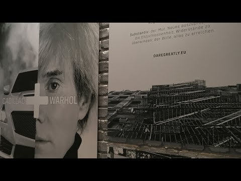 Cadillac House Munich: Ausstellung Letters to Andy Warhol @ Isarforum
