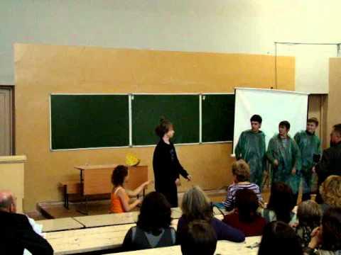 Advanced English Group (Shishkina) — Пластилиновая ворона
