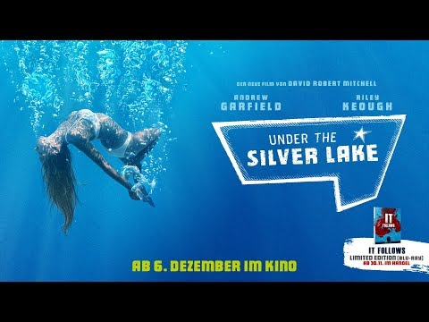 Under the Silver Lake | Offizieller Trailer Deutsch HD