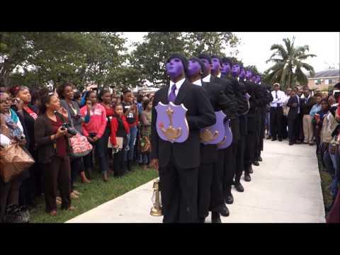 Omega Psi Phi Fraternity, Inc. | Pi Xi Chapter | Spring 2014 Probate I