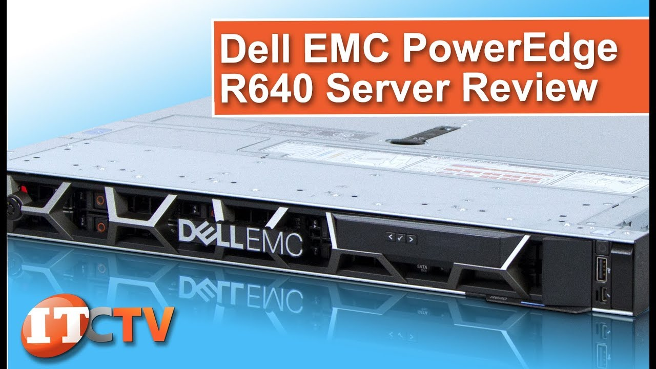 Dell EMC PowerEdge R640 Server | IT Creations