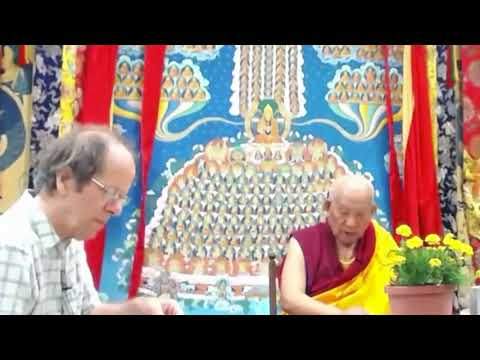 08 Pramanavarttika with Geshe Yeshe Thabkhe: Refuting a Permanent and Impermanent Creator 07-26-18