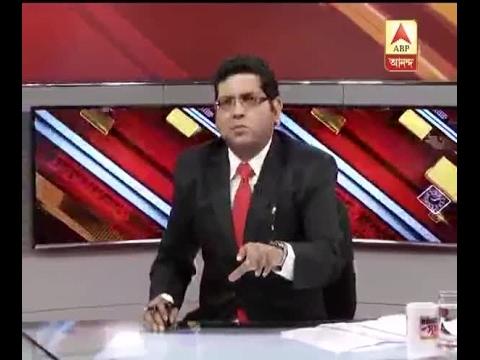 Ghantakhanek sangesuman: Blockade continues at tensed Bhangar, tree bole kept at streets t