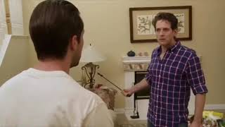 Dennis Reynolds's Behaving Unhinged For Five Minutes Straight