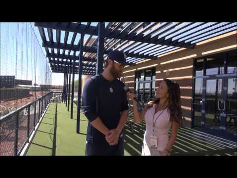 Andrew Cashner on Injury, Starting & Learning from Trevor Hoffman