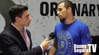"UFC Fight Night 50: Sean Soriano ""I Believe I"
