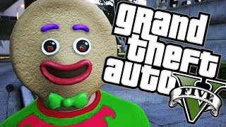 GTA 5 Online - SERIAL KILLER VS CIVILIAN CHRISTMAS SPECIAL!  - Funny Moments (Next Gen)