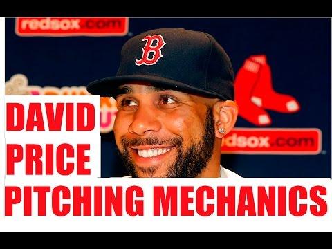 David Price Pitching Mechanics