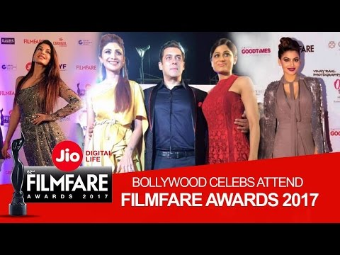 62nd Jio Filmfare Awards 2017 | 62nd Jio Filmfare Awards 201