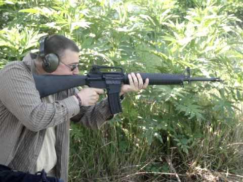M16A2 DPMS