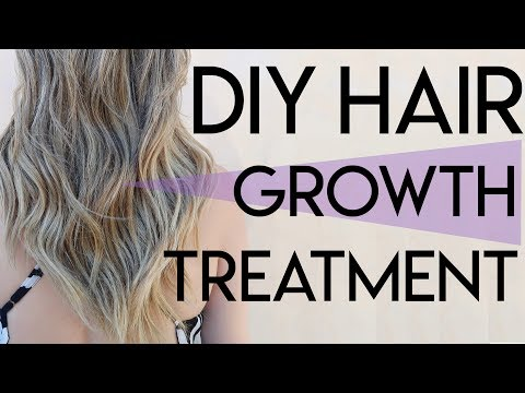 10 Strange Hair Growth Hacks to Try | StyleCaster