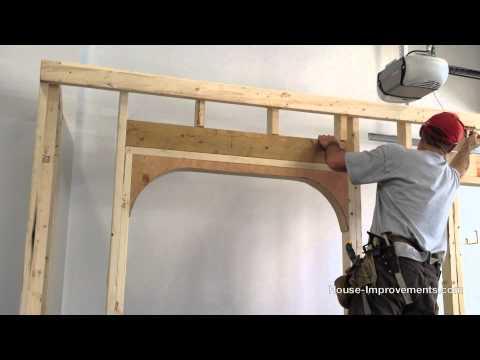 How To Hang Drywall (Gypsum Sheetrock)