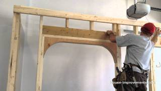 How To Hang Drywall (gypsum Sheetrock)