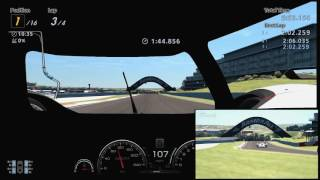 GRAN TURISMO 6 Mazda LM55 on Mount Panorama w/ Thrustmaster by Classic Game Room