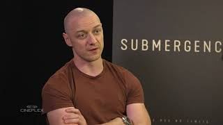 James McAvoy and Wim Wenders on Submergence