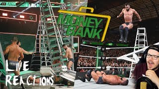 WWE MONEY IN THE BANK 2018 - Main Event - Live Reactions! | MONSTER IN THE BANK! | German/Deutsch