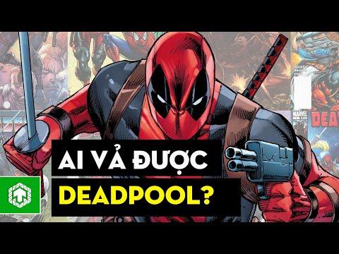 Top 10 siêu anh hùng từng hạ gục Deadpool | Ten Tickers Superheroes