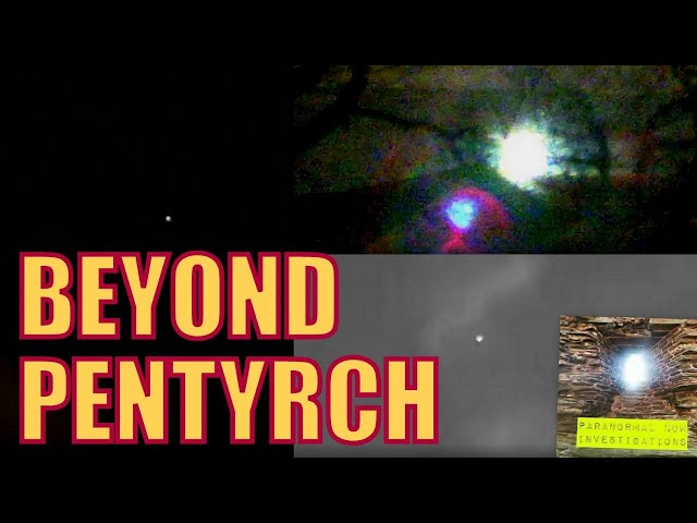 Beyond the Pentyrch Incident. Interview with Caz Clarke
