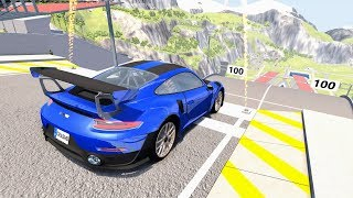 Epic High Speed Jumps #34 – BeamNG Drive | CrashBoomPunk