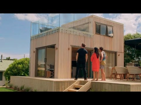 Ep 6 Welcome Back Mitre 10 Tiny House With George