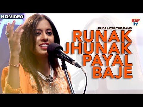 Aji Hansa Mhari | Rajasthani Folk Songs | Live Performance | Rudraksh The Band | USP TV