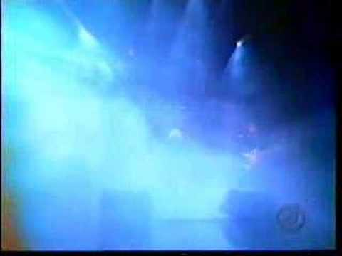 Spinal Tap on Letterman