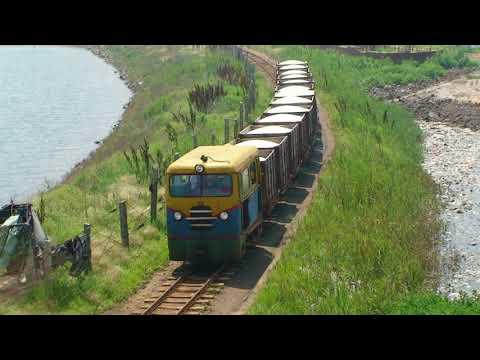 Chinese Narrow Gauge Coal, Reed, Salt & Sand Railways 2 - Salt