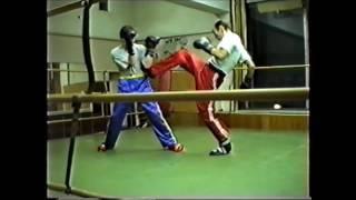 Базовая техника. Урок 1