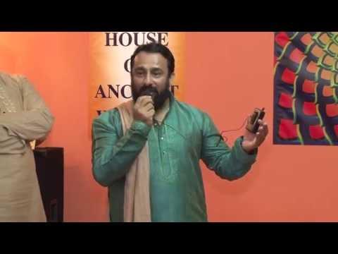 "Guruji Sanjeev's talk during the inauguration of Rhythm Yoga, subject ""World as one family!"""