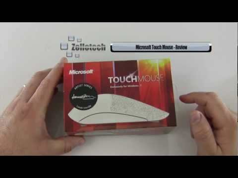 Microsoft Touch Mouse - Review