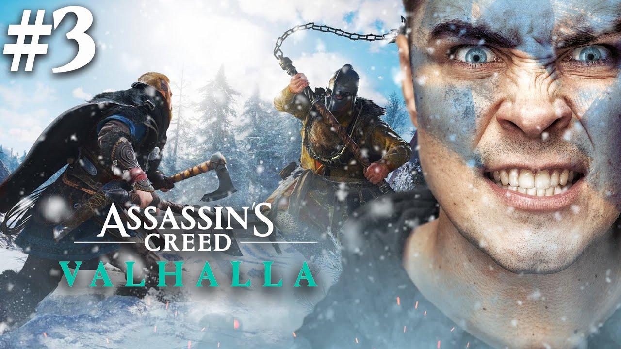 TAKI BOSS NA POCZĄTEK?! - Assassin Creed VALHALLA! cz.3/3