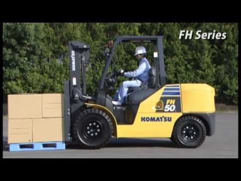 4 to 5 Tonne Capacity Diesel Engine Hydrostatic Drive Forklift