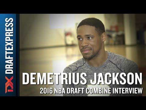 Demetrius Jackson 2016 NBA Pre-Draft Workout Video and Interview