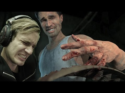THIS GAME IS DISGUSTING / Until Dawn / Part 5