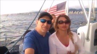 JZ Hawaii - Sunset Catamaran (Episode 10)